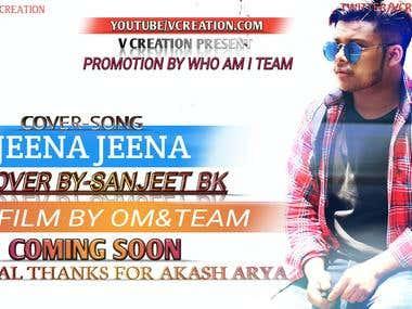 Jeena Jeena Song Photo Editting