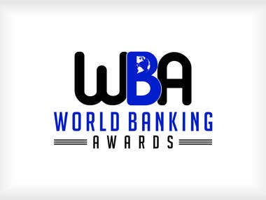 World Bank Award logo design