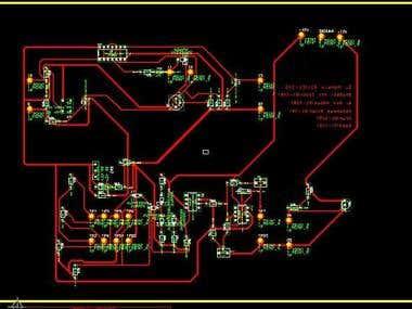 Test Board for Sensors