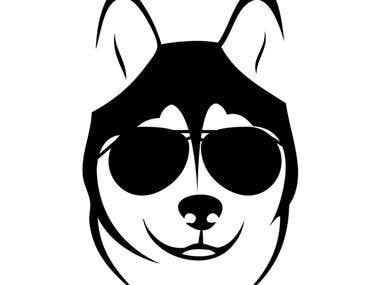Wolf wear sunglass