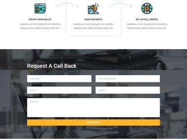 Website Design in Drupal