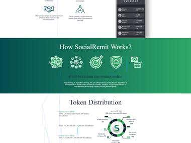 SocialRemit Blockchain Networks LTD