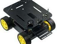 wireless controlled Rover Bot