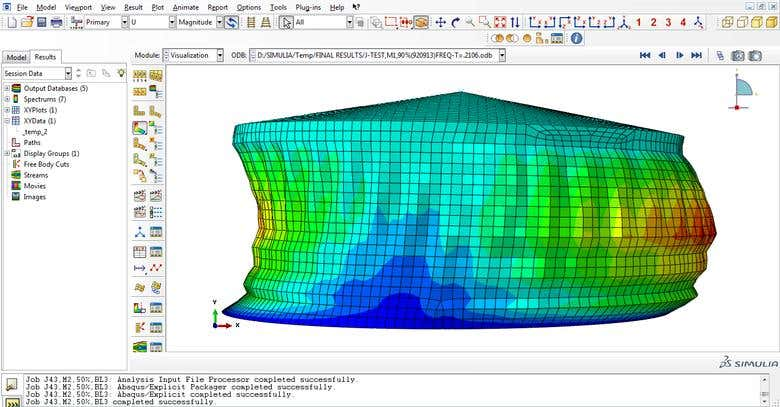 ABAQUS Project