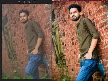 Photo transformation