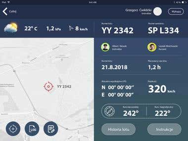 FileMaker Aviation Training Center App