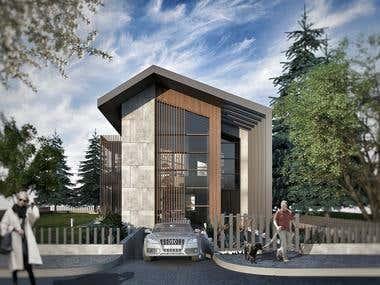 Individual Housing Design
