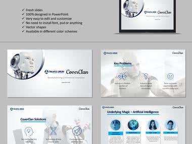 Tech Startup Presentation