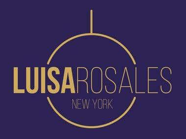 Luisa Rosales Lamps Logo