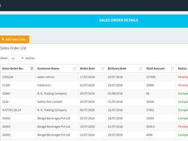 SOW Inventory Management System