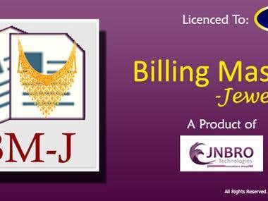 Billing Master - Our Product