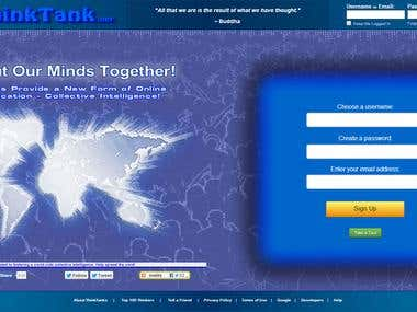 My Think Tank.net
