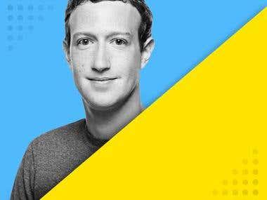 Fondos a la medida para redes sociales