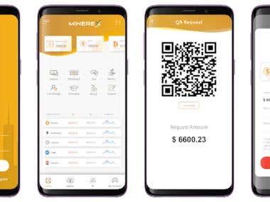 Bitcoin Transaction Application.