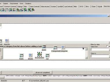 Program to analyze of sold goods from eBayMotors