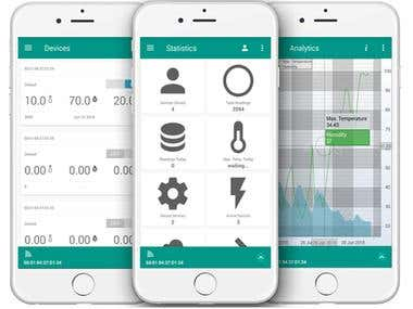 IoT iOS App