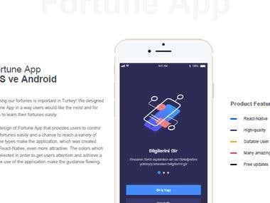 Fortune App