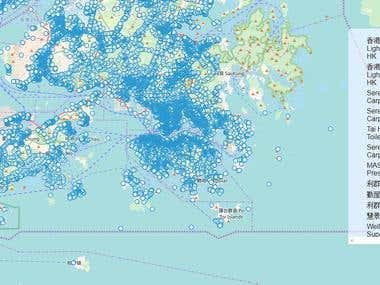 Fast Geospatial Search .