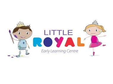 Logo Design for a child healthcare learning centre