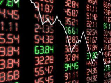 Stock predictor by RNN