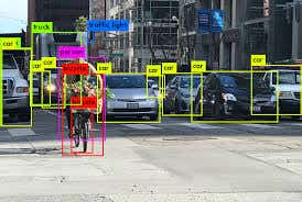 Object detection with high accuracy