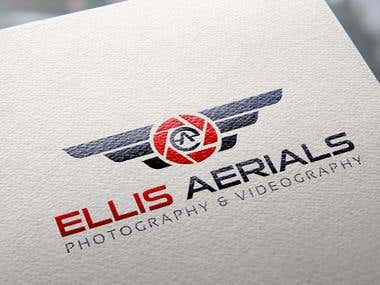 Logo for Aerials Photo and Videography