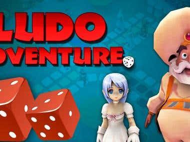 LUDO ADVENTURE 3D