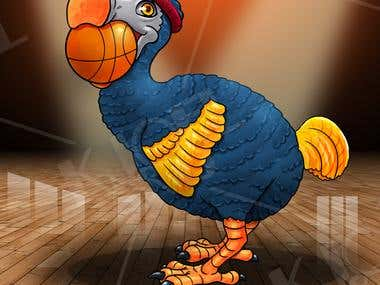 basketball dodo