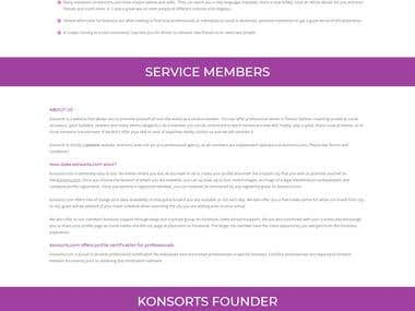 Konsorts - A largest resource provider company