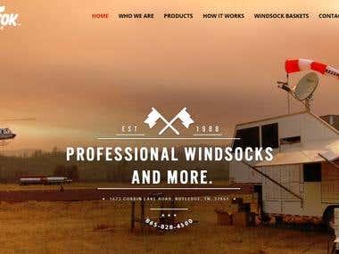prowindsocks.com ( WordPress Development)