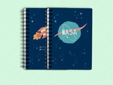 Notebooks design