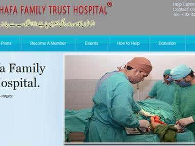 Al-Shafa Family Trust Hospital