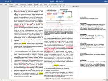 Example of Edited Highly Technical Scientific Paper