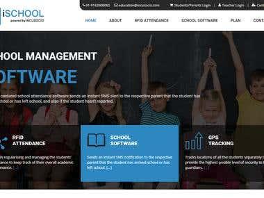 Organisation Management ERP SOFTWARE