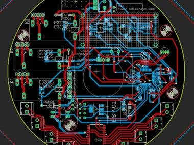 Circuit Modification and PCB Design Using Eagle