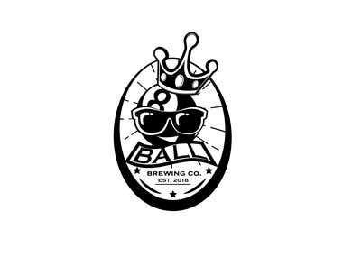 Logo - 8 BALL