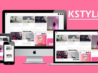 Kstyles Social networking website