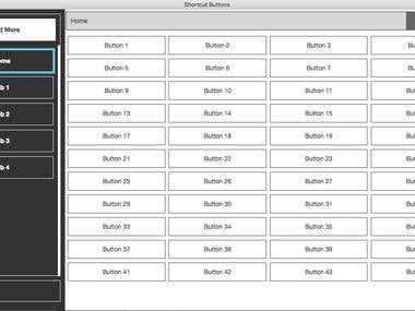 Electron Based Quick Shortcut Management Desktop App