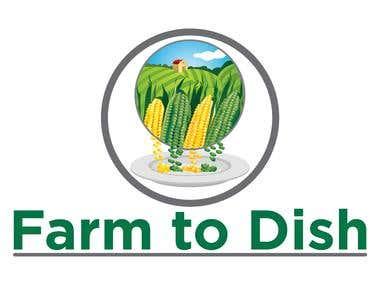Farm2Dish - Gen & Save QR Code