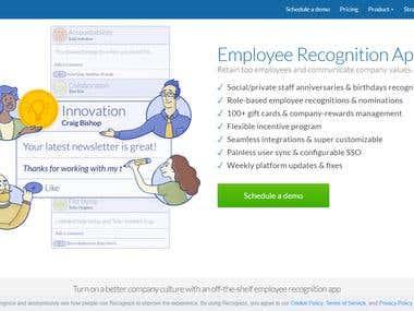Recognition App