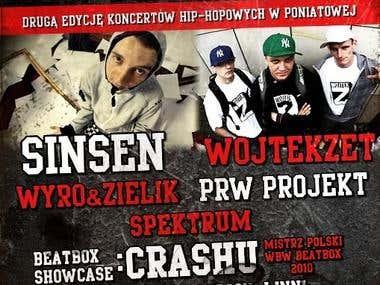 POSTER Rap Zone 2