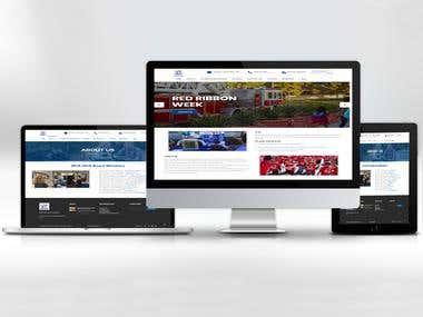 Website Layout designs