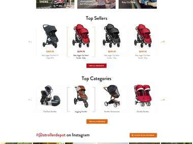 Ecommerce Responsive Web Designs