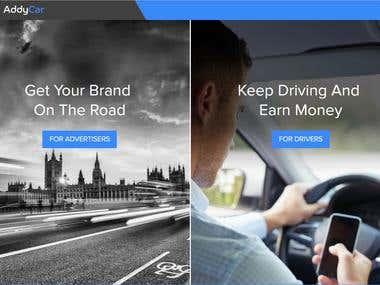 Design Responsive Front-end and Progressive web app