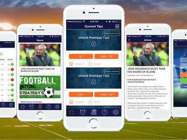 Master mobile develope - Support best design and backend app