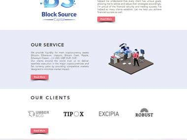 WIX Website For Small Business