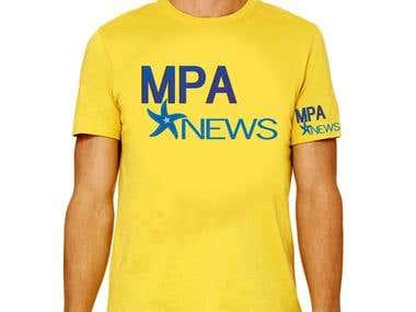 T-shirts Logo Design