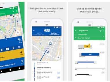 Business Uber like app development