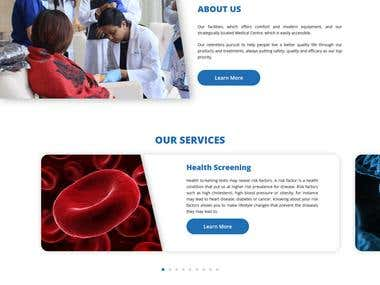 Building a Wellness Agency Website