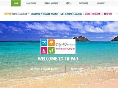Trip4U Travel Agency